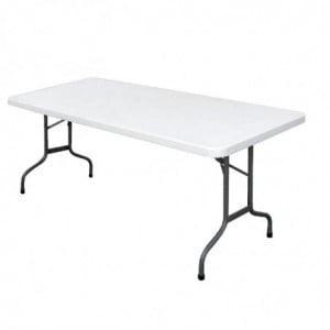 Table Rectangulaire Pliante 1827Mm Bolero - 1