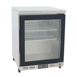 Mini Armoire Réfrigérée Négative - Porte Vitrée - 145 L FourniResto - 1