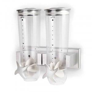 Distributeur à Céréales Mural - Capacité 2 x 1,5 L Lacor - 1