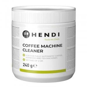 Pastilles de Nettoyage pour Machine à Café - 120 Pastilles HENDI - 1