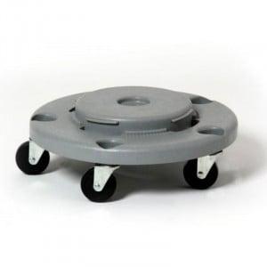 Socle à Roulettes pour Container 120 L Probbax - 1