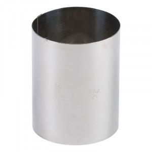 Cercle Haut en Inox - Ø 70 mm Gobel - 1