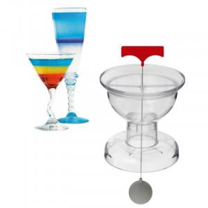 Cocktail Master Transparent Tellier - 1