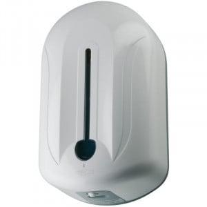 Distributeur de Savon Mural Blanc Saphir - 1100 ml JVD - 1