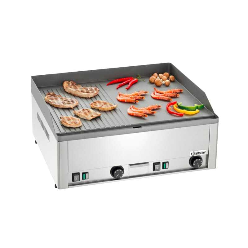 Plancha Professionnelle  Grillade