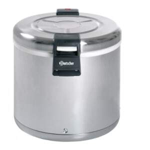 Cuve à Riz - 8,5 Kg Bartscher - 1