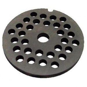 GRILLE 4,5 mm pour Hachoir N°5 REBER - 1