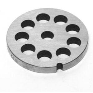 GRILLE 12 mm pour Hachoir N°5 REBER - 1