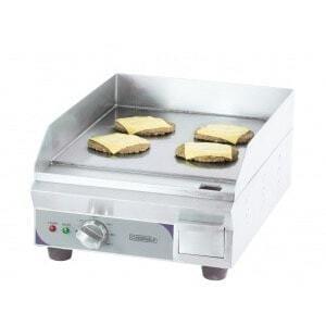 Plaque à Snacker Electrique Compacte Premium