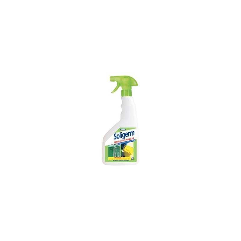 Soligerm Désinfectant Poubelle Spray - 750 ML