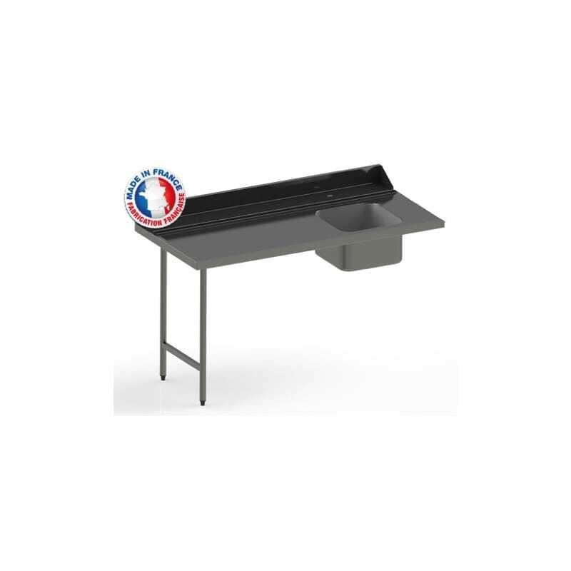 Table d'entrée à Gauche