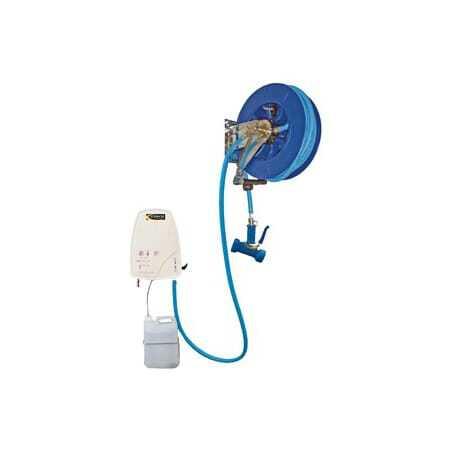 Centrale de Nettoyage Caréné & Enrouleur Automatique ABS ACSE SOFINOR - 1