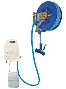 centrale de nettoyage car 233 n 233 enrouleur automatique abs
