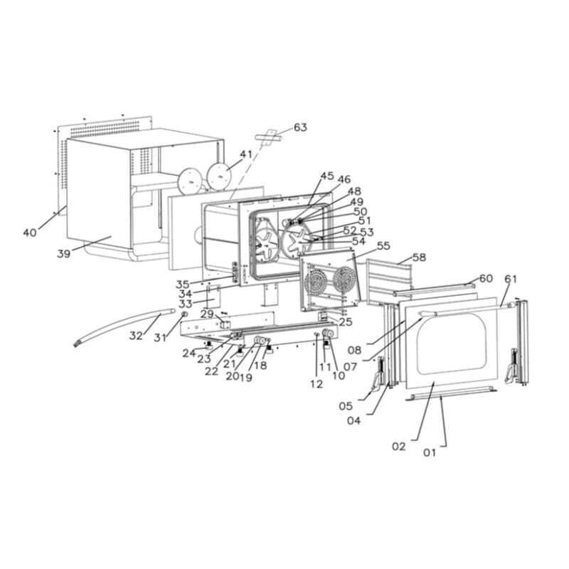 pieces d tach es fourniresto. Black Bedroom Furniture Sets. Home Design Ideas