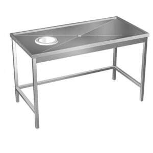 Table de Débarrassage Sur Mesure SOFINOR - 2