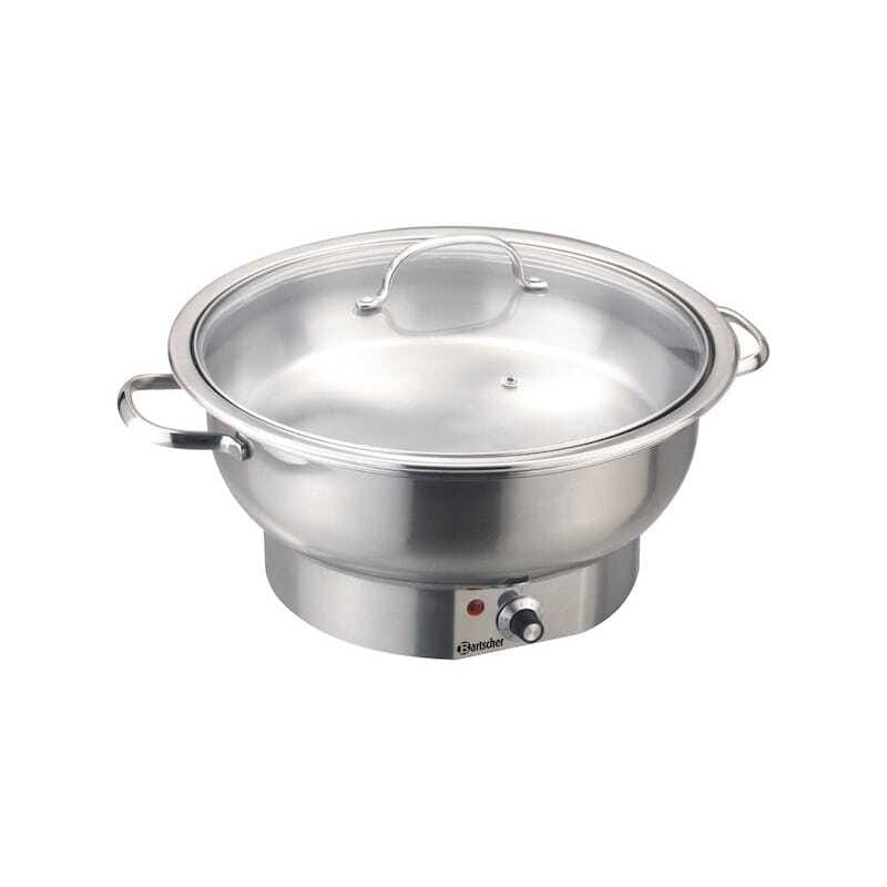 Chafing Dish Electrique Rond