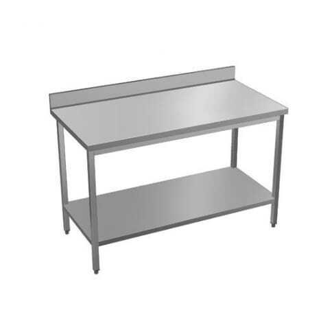 Table à Dosseret - Etagère Basse Sur Mesure 2401 à 2600 mm SOFINOR - 1