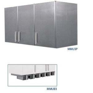 Meuble Mural à Portes Battantes - Longueur 1350 mm SOFINOR - 3