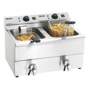 Friteuse Professionnelle Imbiss II - 2x8 L