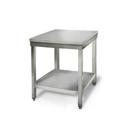 Table Inox prof 600