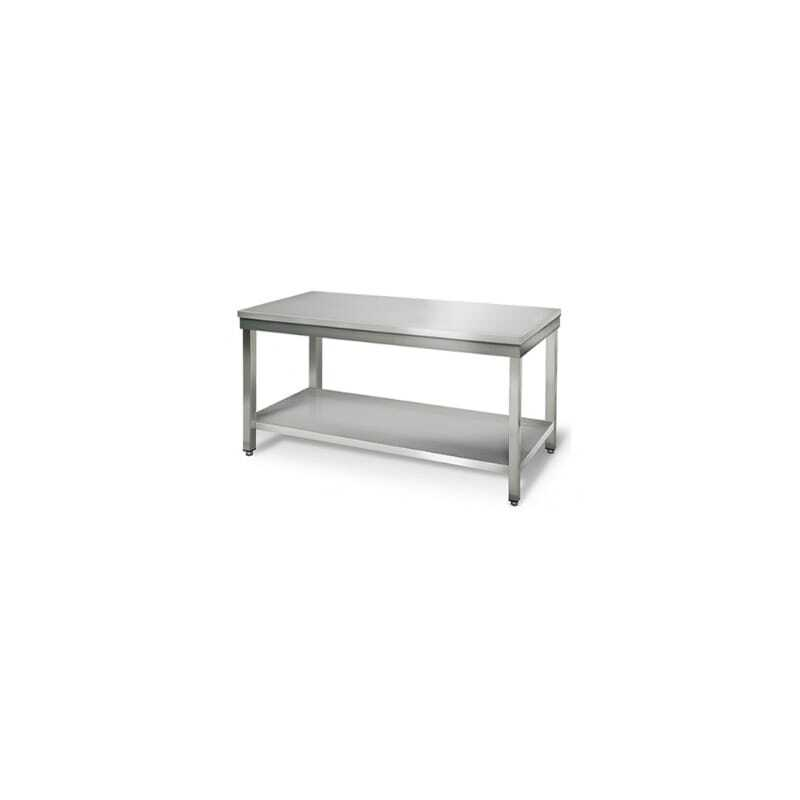 Table Inox - Profondeur 600 mm