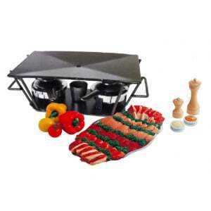 Plancha de table Tellier - 1