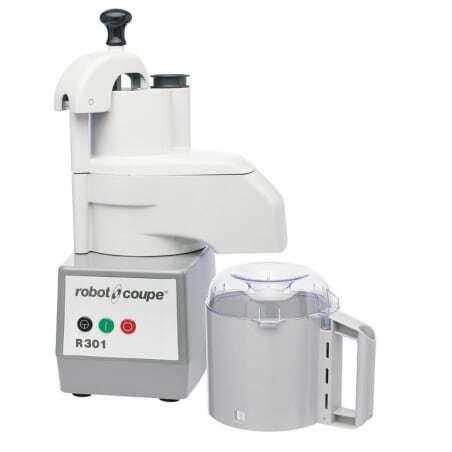 R 301 Combiné Cutter & Coupe Légumes Robot-Coupe - 1