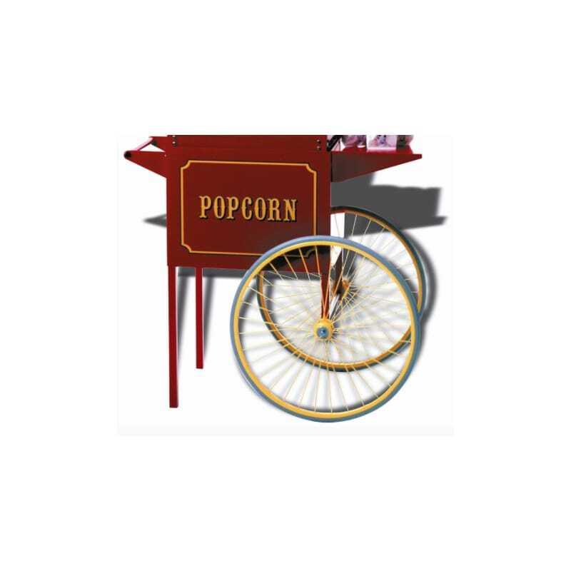 Chariot à Pop Corn