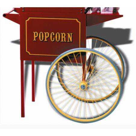Chariot à Pop Corn Sofraca - 1