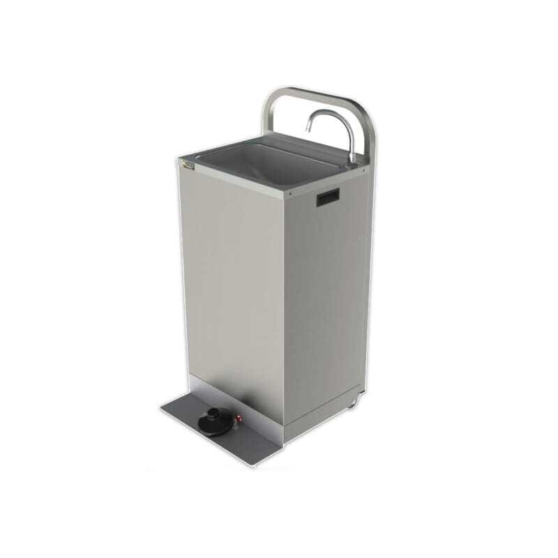 Lave Mains Autonome Mobile