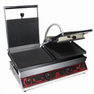 Grill Panini Professionnel Double Sofraca - 1