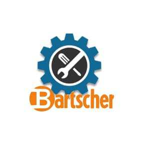Couvercle noir Bartscher - 1
