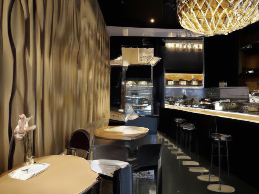 Concept de boulangeries dans le monde le blog - Decoracion cafeterias modernas ...