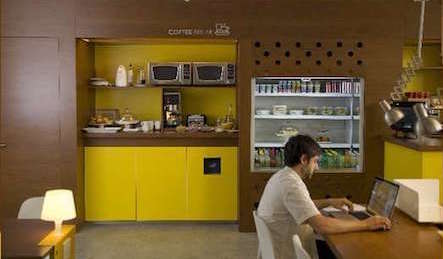 Bureaux Café