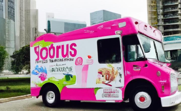 Yaourt Truck
