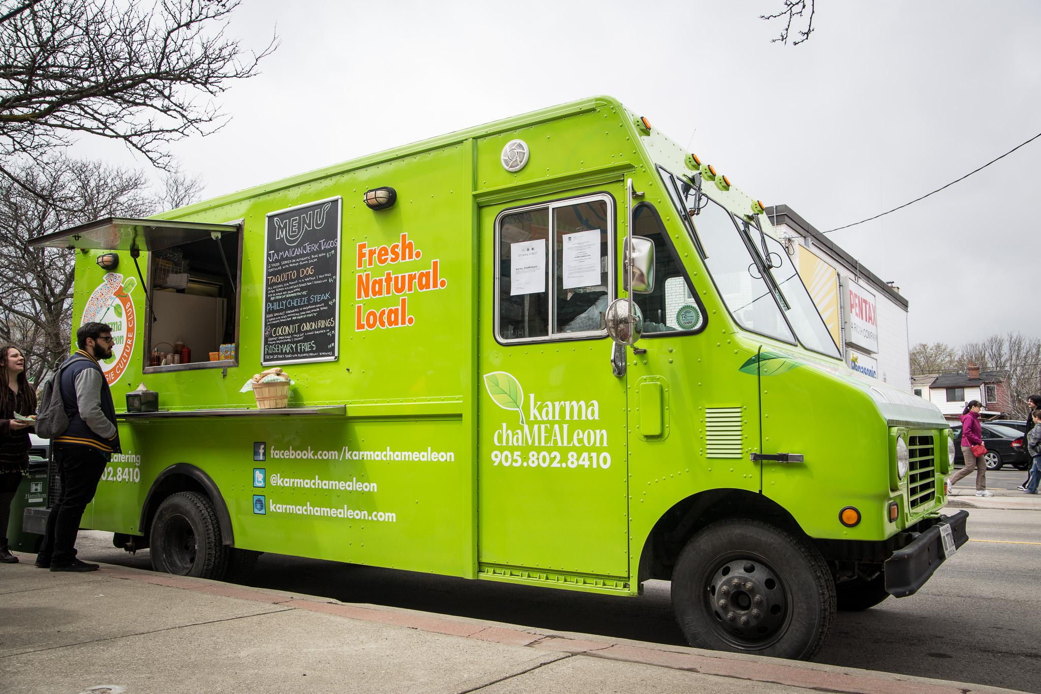 Image Materiel Food Truck
