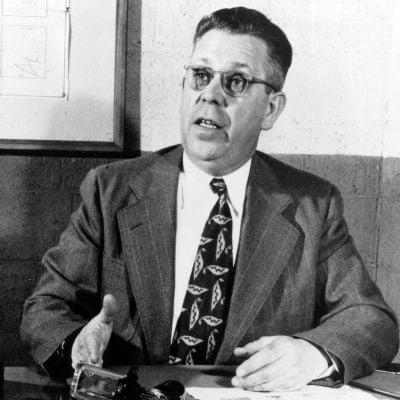 Percy Spencer, inventeur du micro-ondes