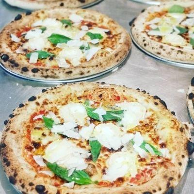 Pizzas du restaurateur Pizza Sidole & Co